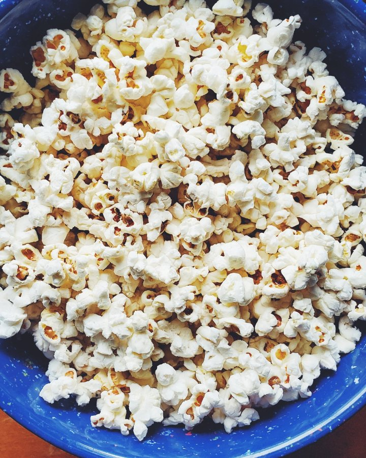 Simply Perfect Stovetop Popcorn
